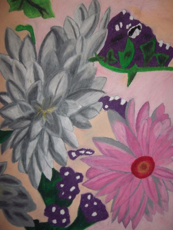 Handdrawn Flowers