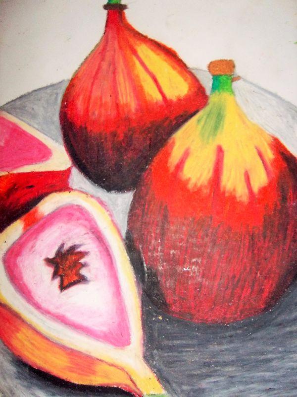 Passionfruit Still Life
