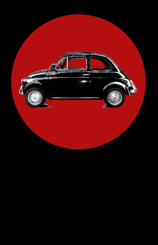 Italian Dreamcar red