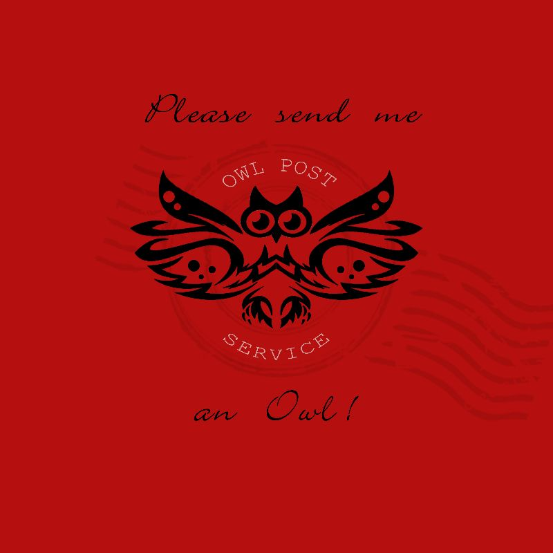 please send me an owl red