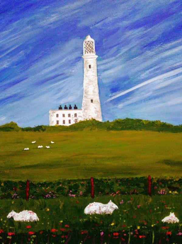Flambough Lighthouse