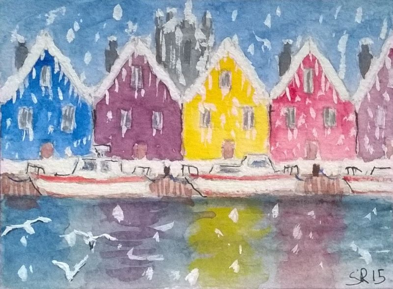 Snowy Harbour