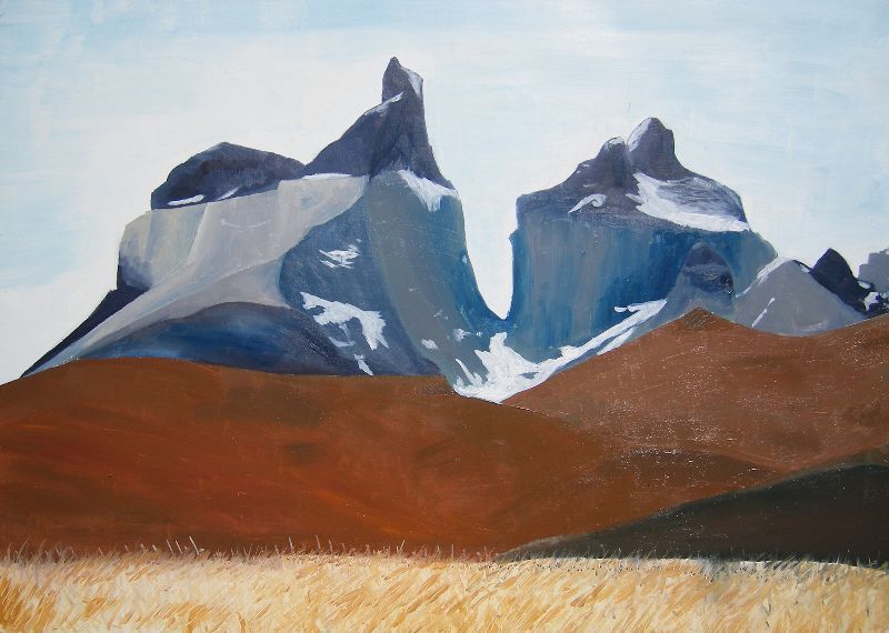 Patagonian Mountain