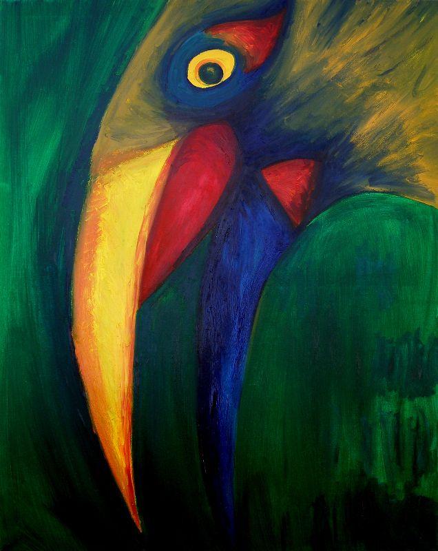Toucan Head