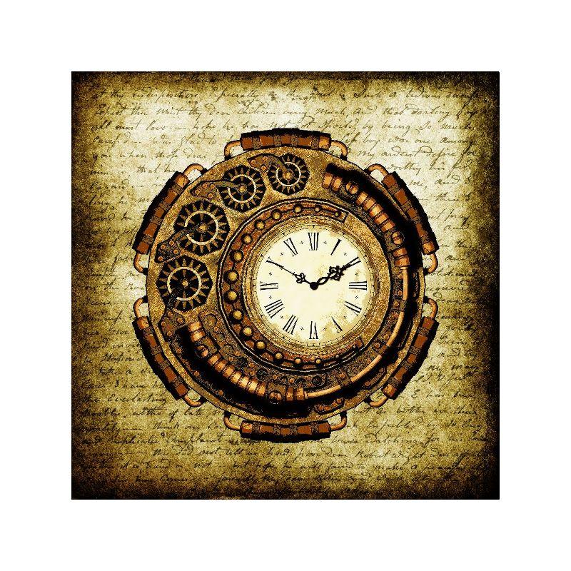 Steampunk Vintage Clock