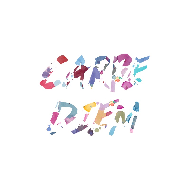 Carpe Diem Color Ink