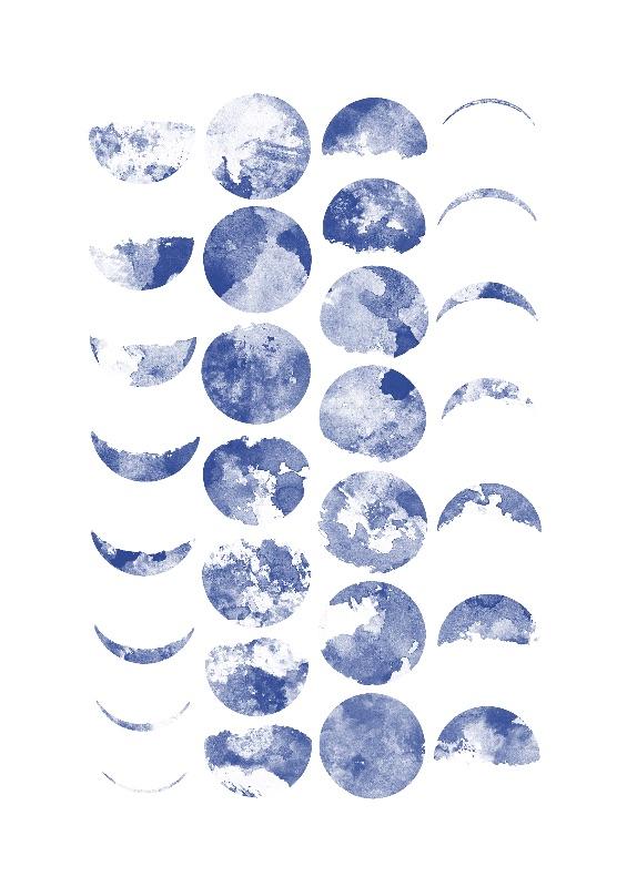 moon dots