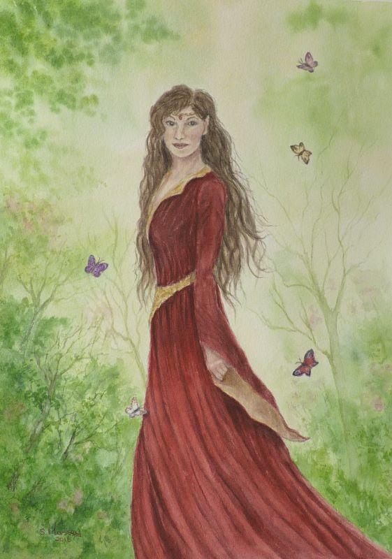 The Elvish Princess
