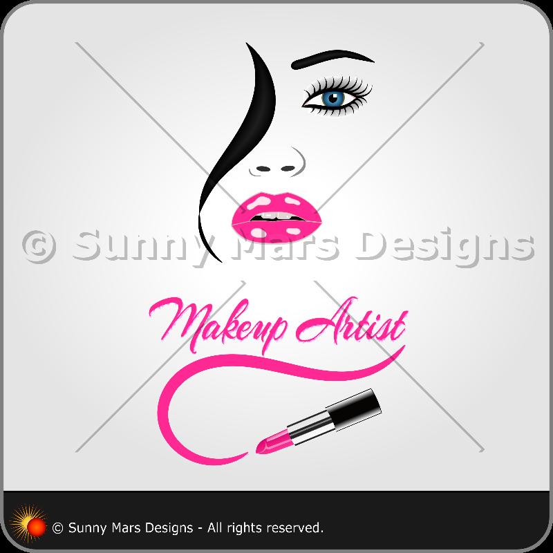 Face Pink Lips Lipstick