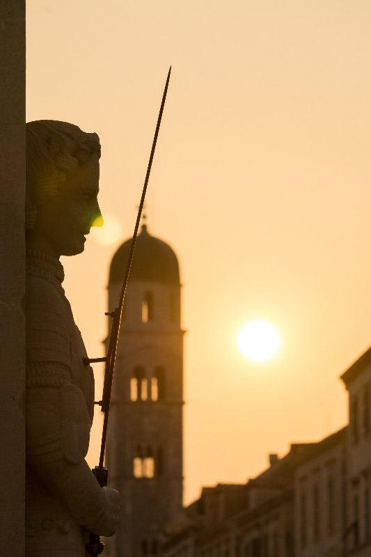 Sunset Guard Dubrovnik