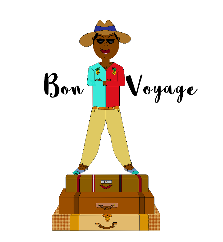 Bon Voyage Travel Shirt