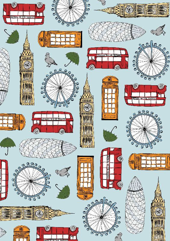 Doodles of London