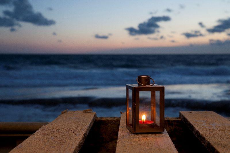 Shoreside Lantern