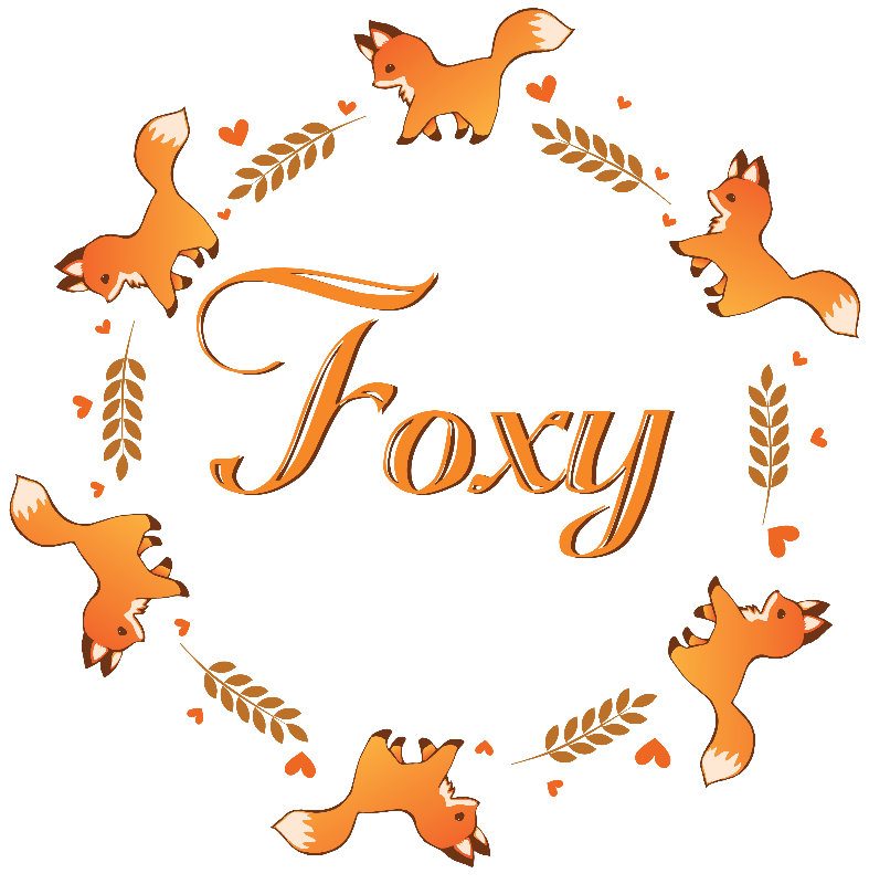 Foxy Fox Wreath