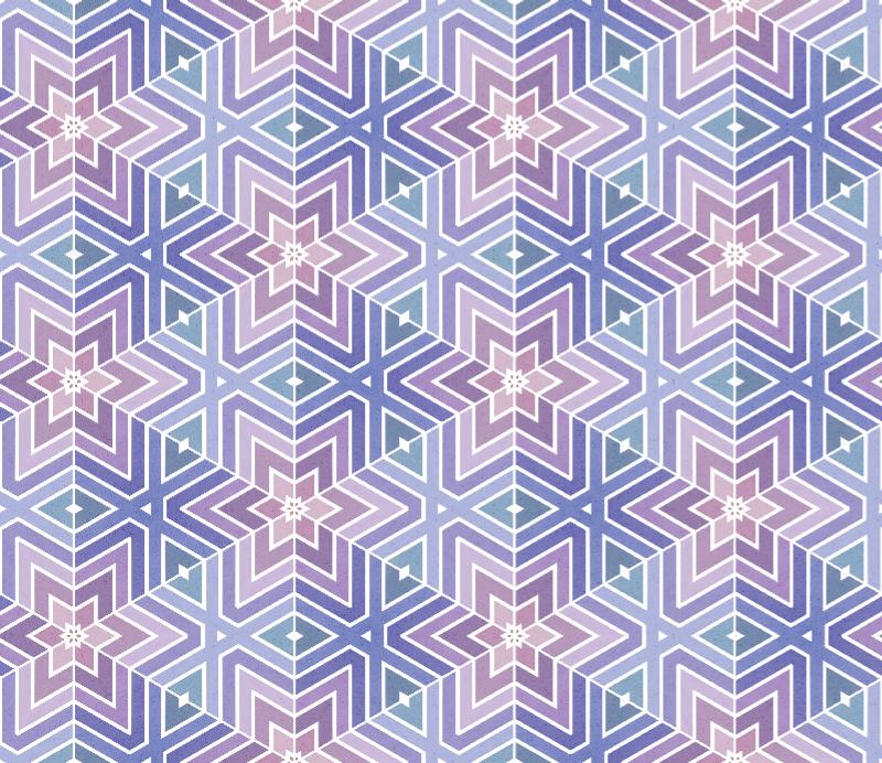 Star Maze Geometric