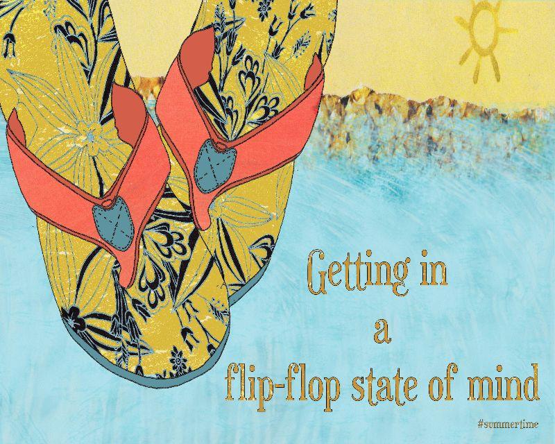 Flip Flop State of Mind