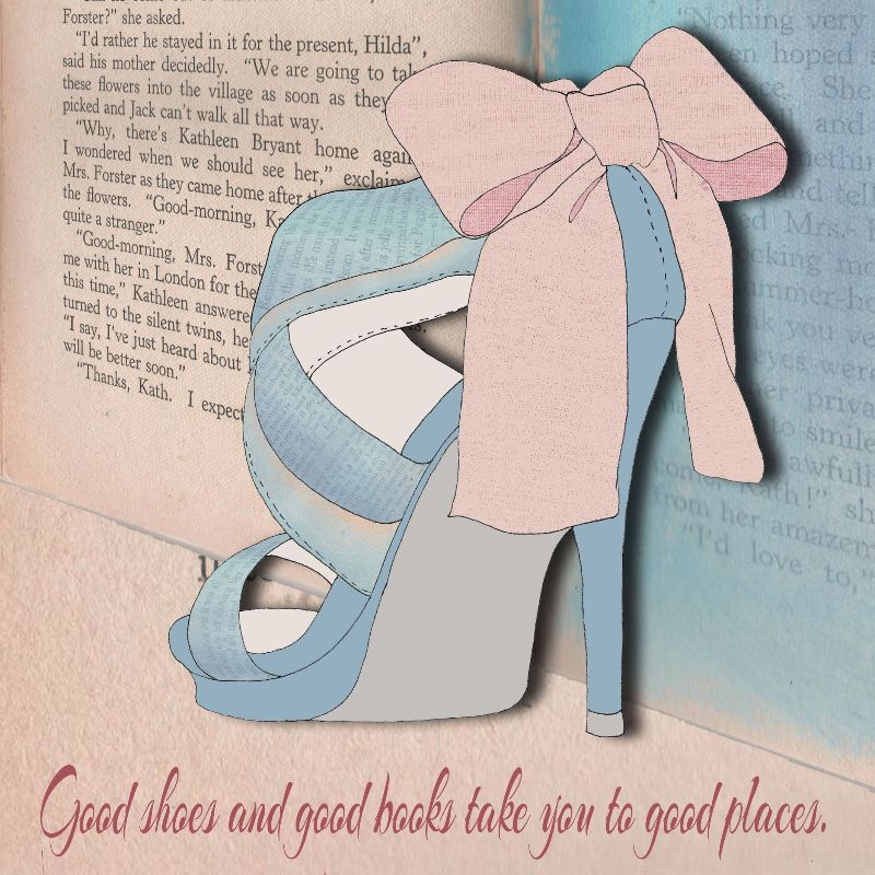 Good Shoes and Good Books
