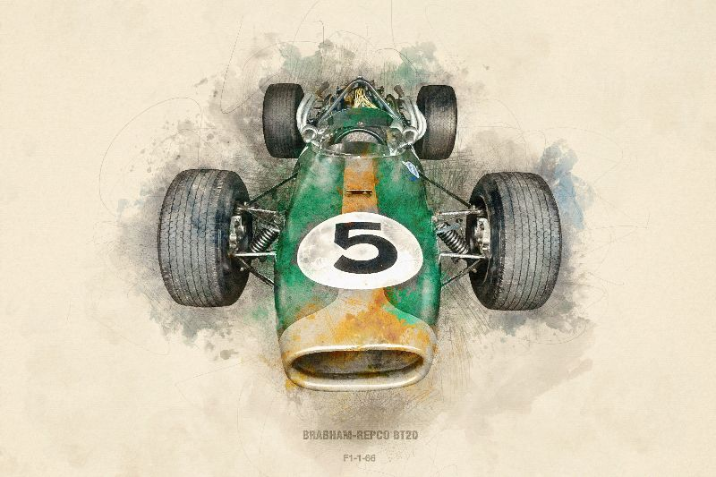 BrabhamRepco BT20