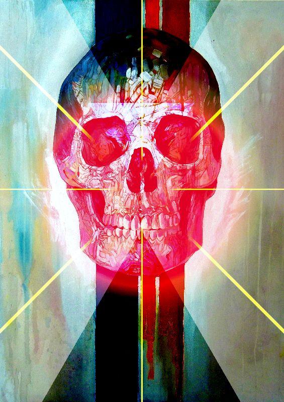 Skull Five Max