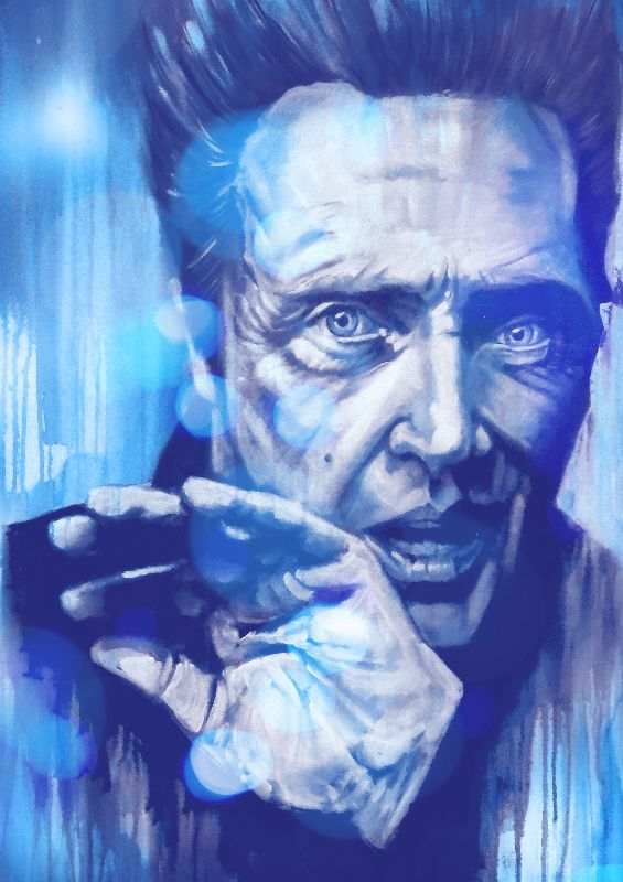 Walken Blue
