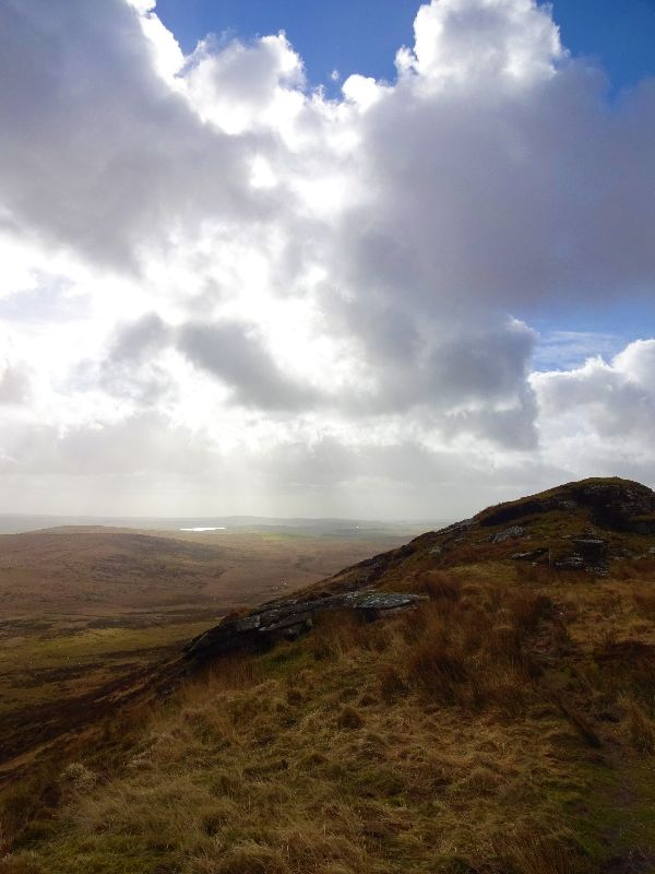 Atmospheric Bodmin Moor