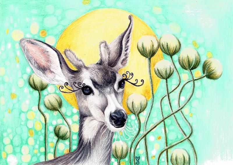Mint Deer