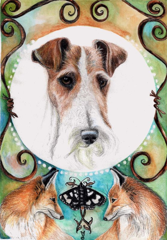 Wire Fox Terrier Tale