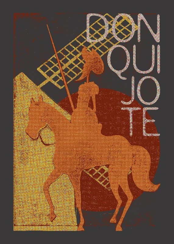 Books Don Quixote