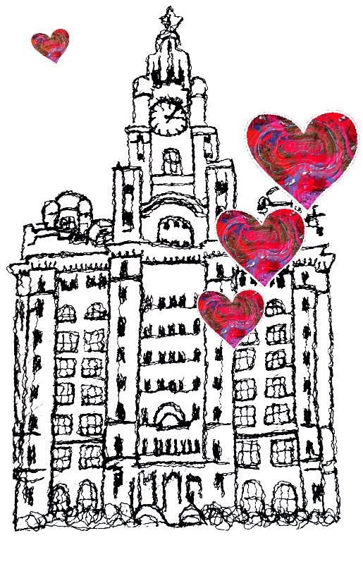 Liver Building Hearts