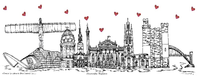 Newcastle Skyline Hearts