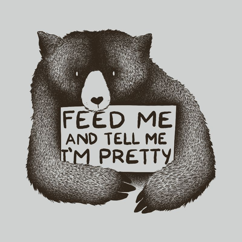 Feed me and tell me