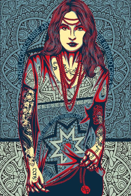 Rubino Red Woman
