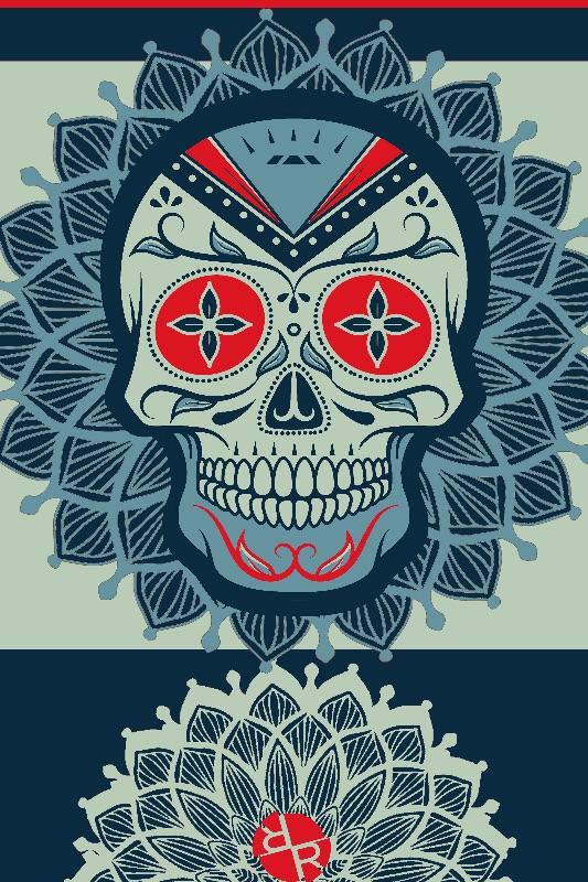 Rubino Rise Skull