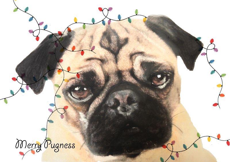 Merry Pugness