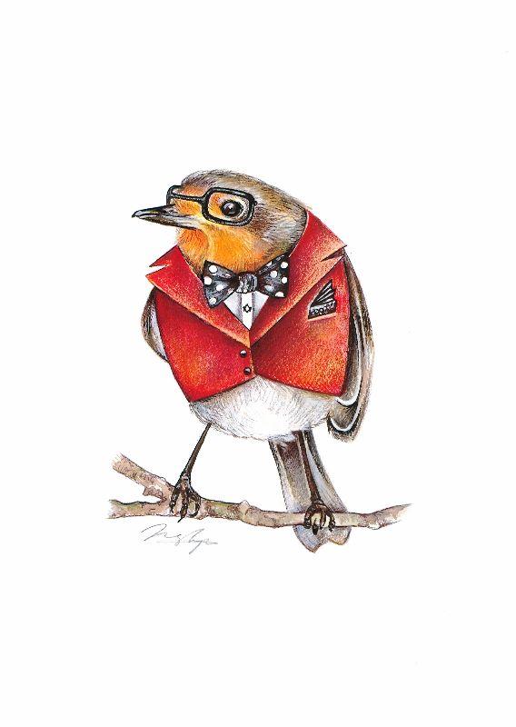Gentleman Robin