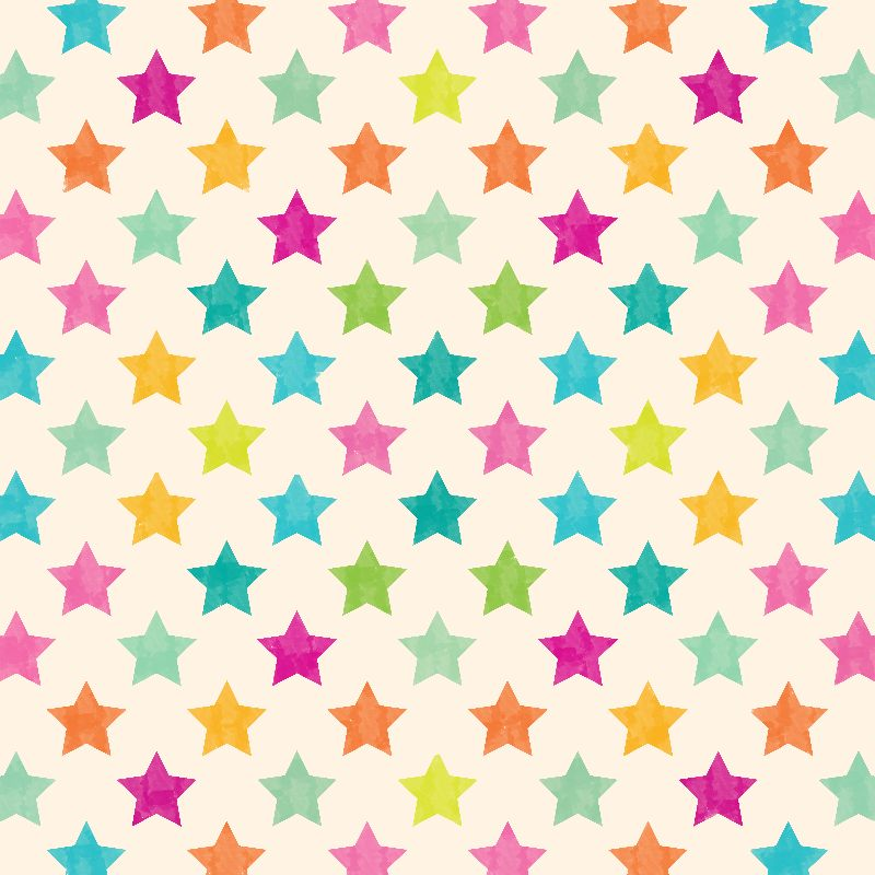 Colorful Stars II