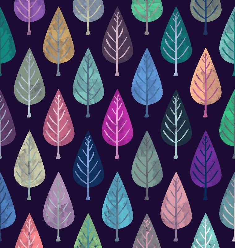 Forest Pattern II
