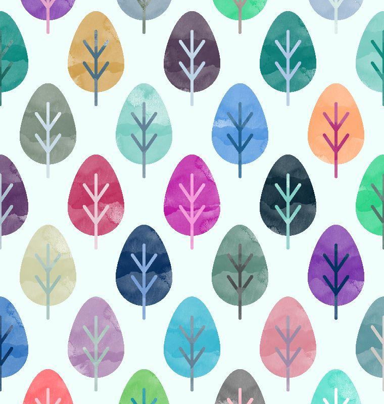 Forest Pattern III
