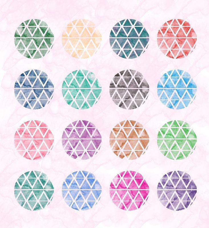 Lovely Pattern X