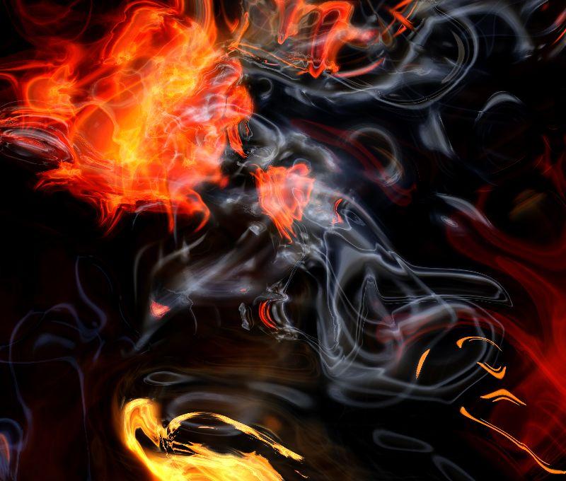 Smokin Hot Fire  Flames