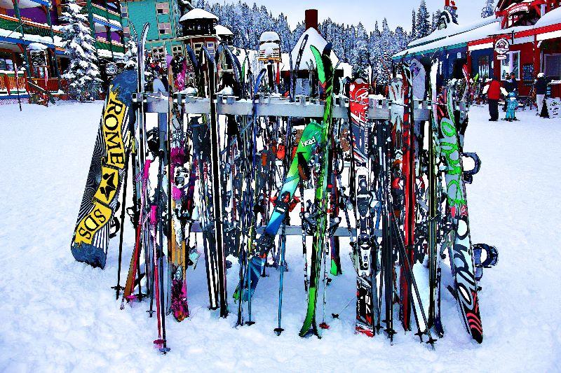 The Ski Party