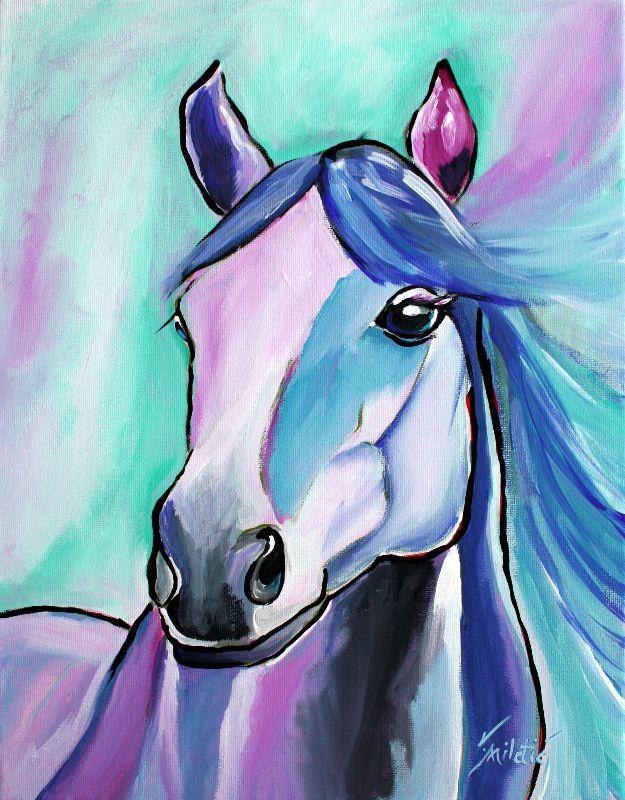 Dreamcatcher Horse Art