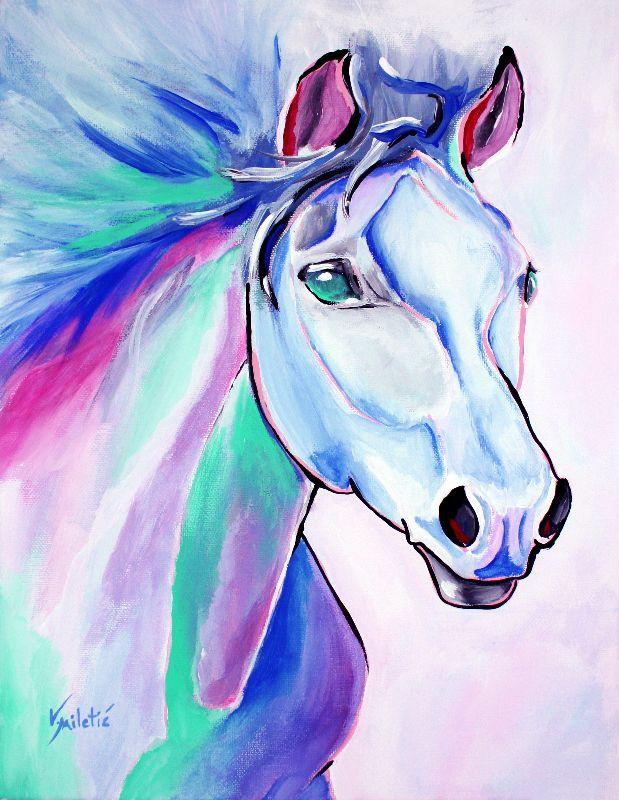 Journey Horse Art