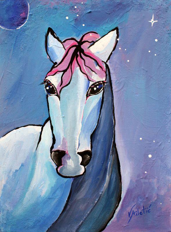 Polaris Whimsical Horse