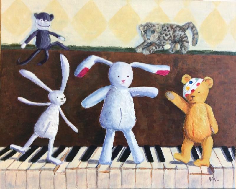 Dancing Toys