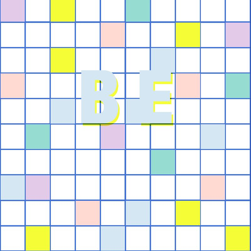 Be windowpane grid