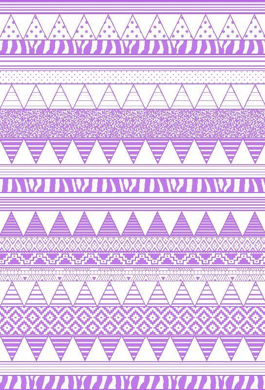 Pastel vivid Geometric