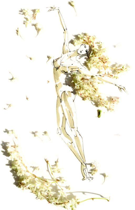 White Dream dancer