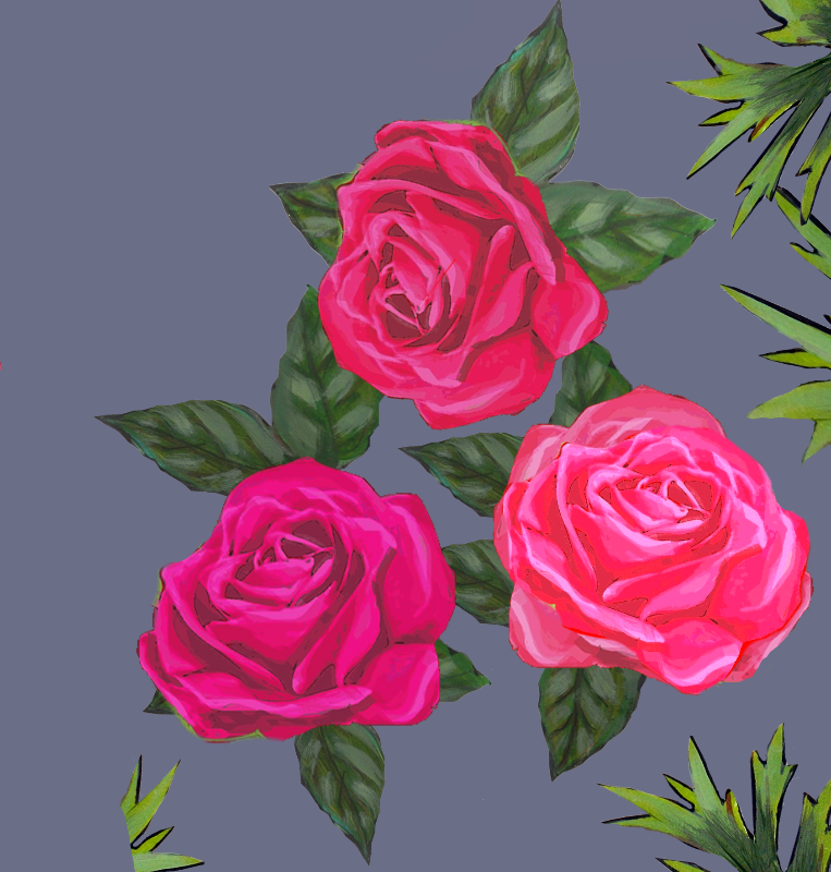 Roses by Magenta Rose