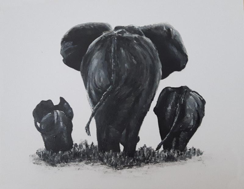 Elephant-painting-